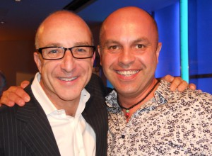 Paul McKenna a Peter Sasín